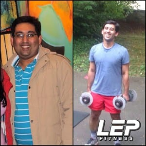 LEP Fitness   voted the best personal trainer in Sheffield area