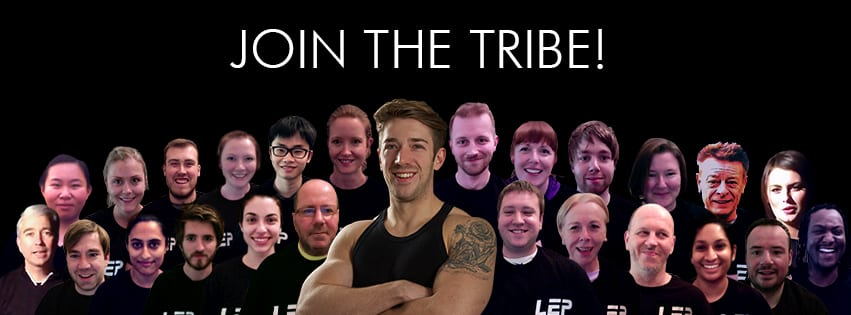 join LEP Fitness