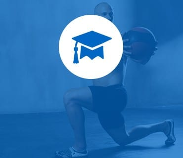 Student personal training in Sheffield