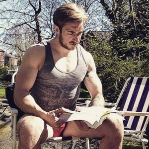 fitness writer and fitness blogger nick screeton