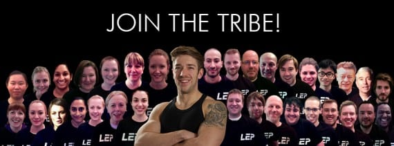 Group personal training Sheffield