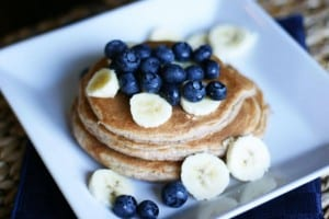 How to Make Protein Pancakes in less than 5 Minutes!