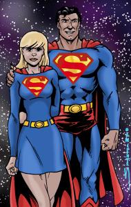 Superdad & superwoman - LEP Fitness - Parents & Role Models