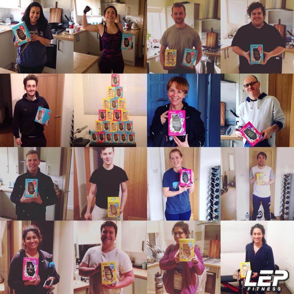 LEP Fitness Tribe - LEP Fitness sheffield - personal trainer sheffield - LEP Fitness - nick screeton - LEP members - best personal trainer in sheffield