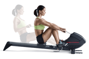 benefits of using rowing machine for cardio and fat loss by sheffield personal trainer nick screeton who owns LEP Fitness