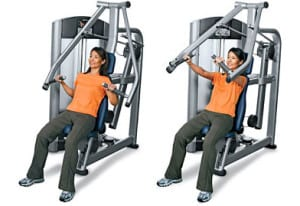 chest press machine for fat loss - machine fore beginners to use to build muscle and lose fat