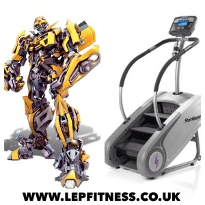 transformer machines that look like cardio machines - post about the best cardio machines to use for fitness and fat loss