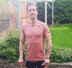 personal training sheffield - lep fitness - personal trainer sheffield - nick screeton owner of LEP Fitness based in sheffield