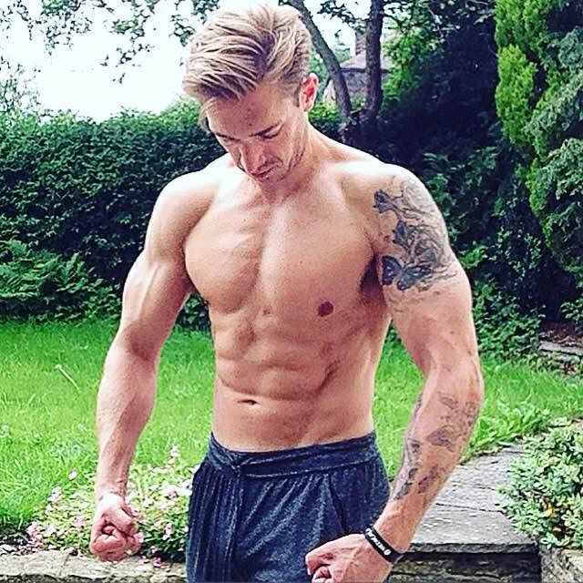 personal trainer and fitness blogger | Nick Screeton