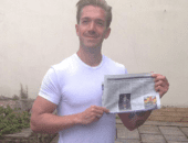 sheffield personal trainer in the local paper - nickeh screetoni voted the best personal trainer in sheffield - nick is a fitness blogger and writer