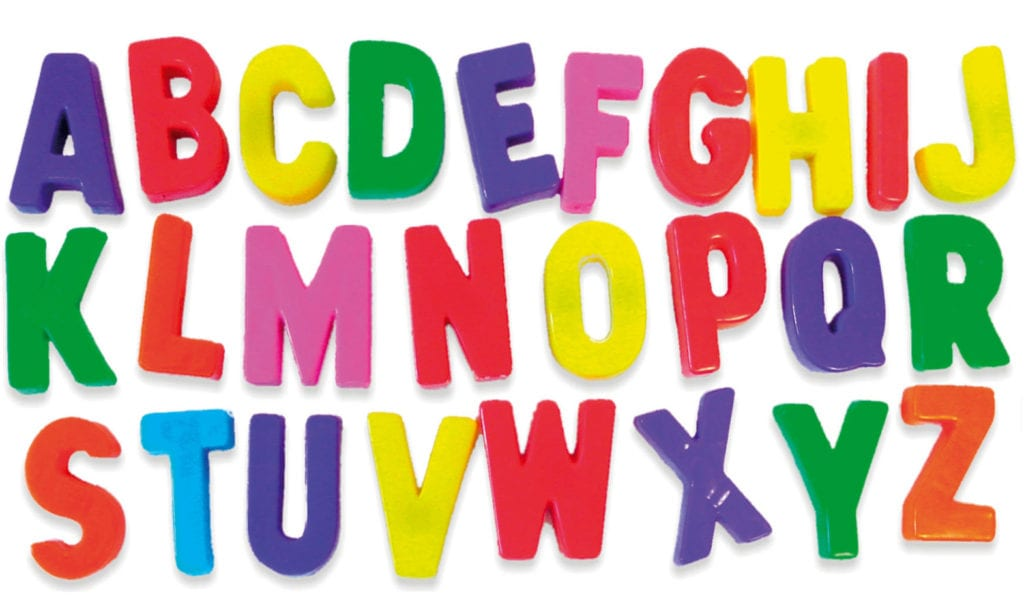 The Alphabet Challenge by sheffield pt LEP Fitness