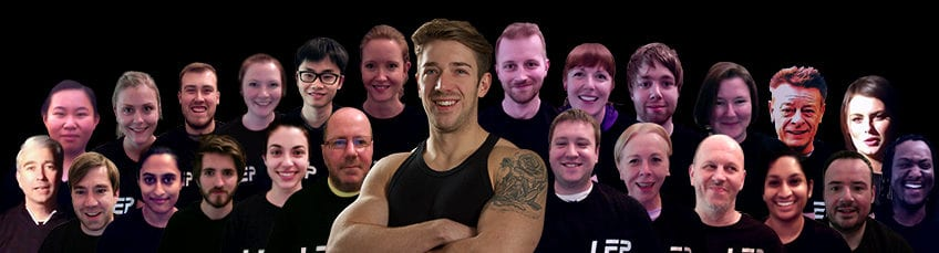 A Week In The Life Of A Successful Personal Trainer | LEP Fitness