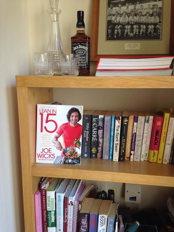 lean in 15 book - joe wicks