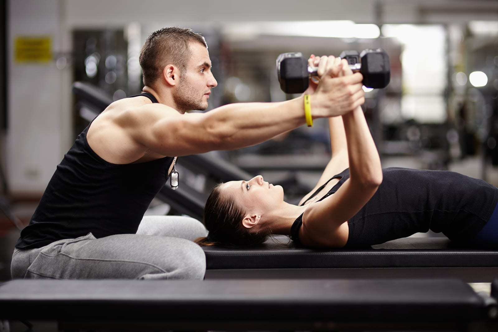 How to earn a £100k a year as a personal trainer