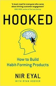 hooked book - LEP Fitness book review