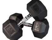 The Benefits of Using Dumbbells + 25 FREE DB Exercises with Video Demonstrations…