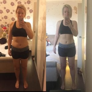 Kirsty Loses 13 lbs in Just 28 Days! Here's How She Did It…