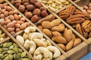 nuts on a Keto Diet