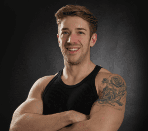 personal trainer in sheffield with a private studio