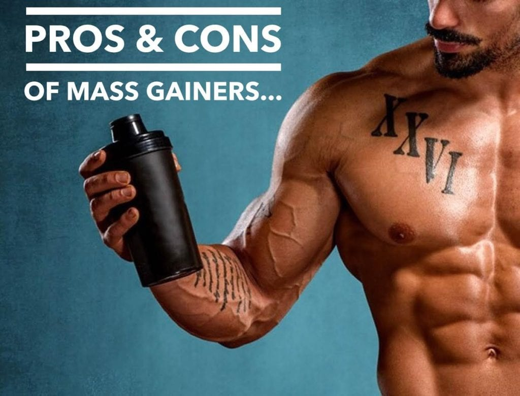 What Are The Advantages And Disadvantages Of Taking Mass Gainers?