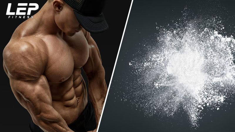 Intense muscle pumps and explosive energy in a powder...