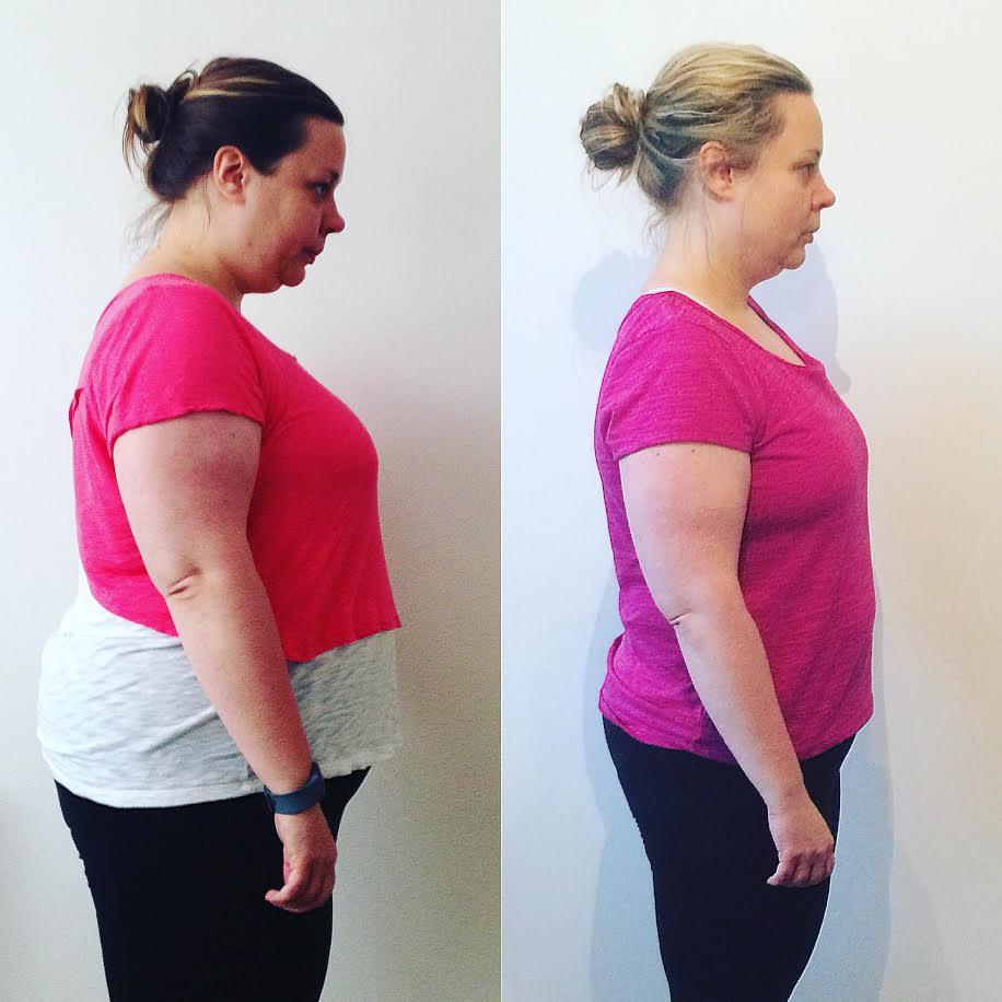Rachel Loses 56 lbs! Here's how we did it...