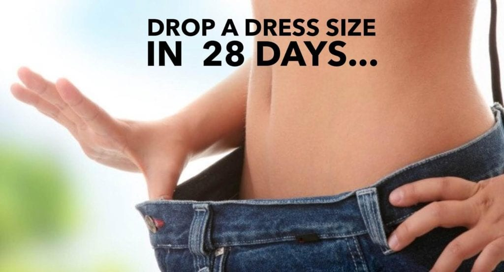 How to drop a dress size following a Keto Diet