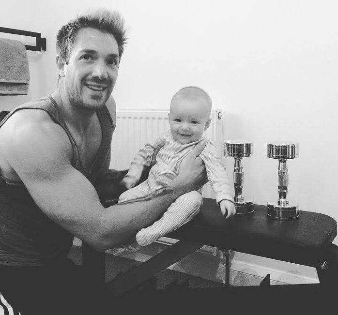 Why I've changed my approach to health & fitness since becoming a dad...