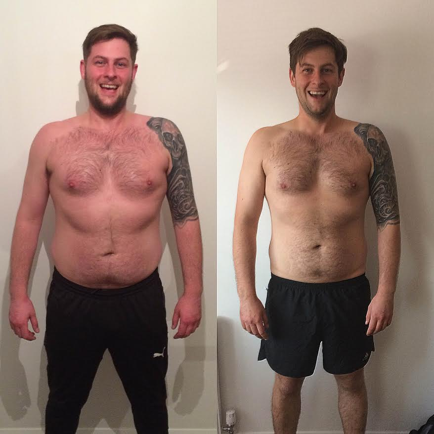 LEP Fitness Member David Loses 2 Stone Under Very Challenging Circumstances