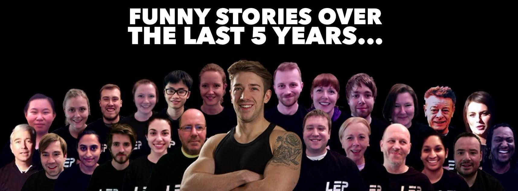 Funny Stories of a Personal Trainer : Highlights Over The Past 5 Years…