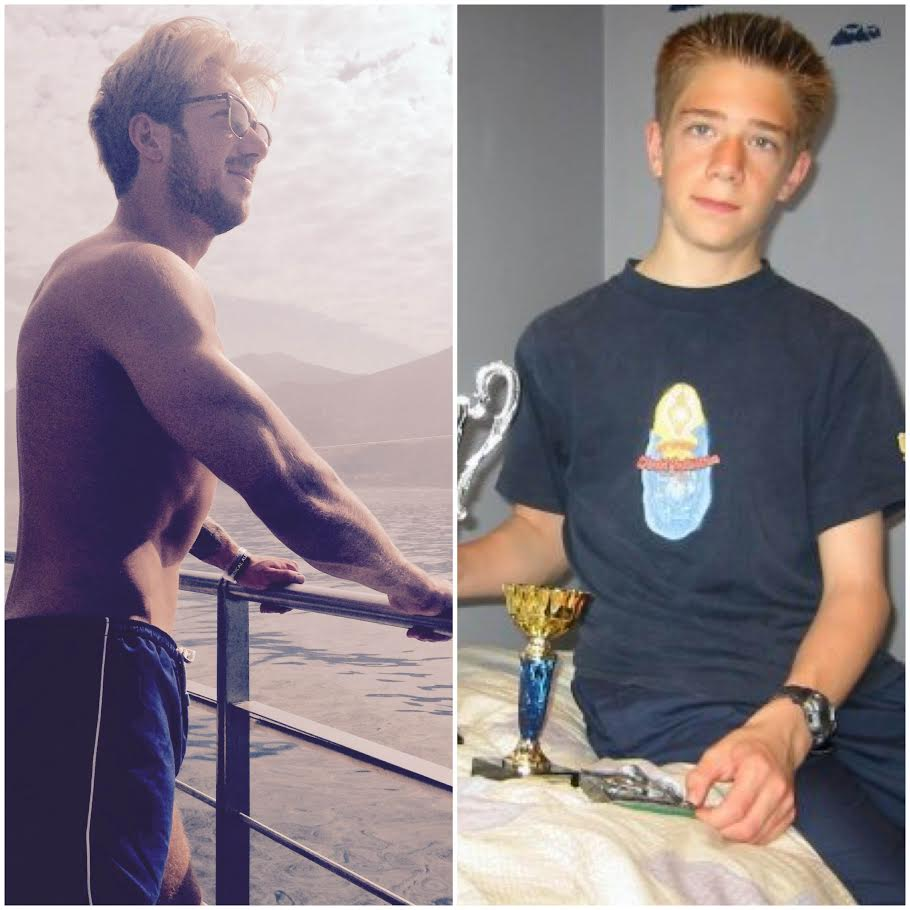 5 things I would tell my younger self... by sheffield personal trainer nick screeton