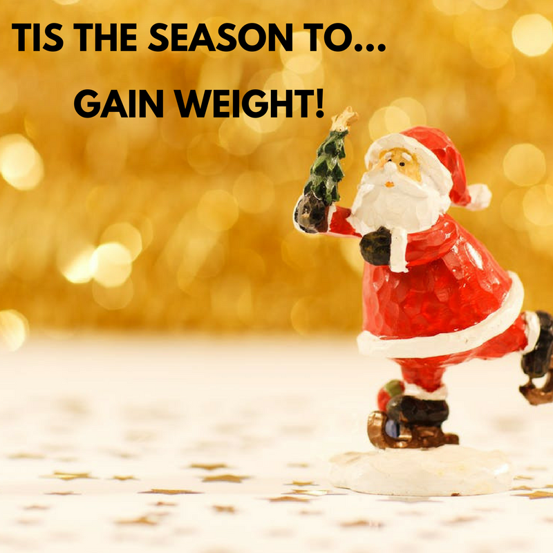 How to Prevent Weight Gain Over Christmas…