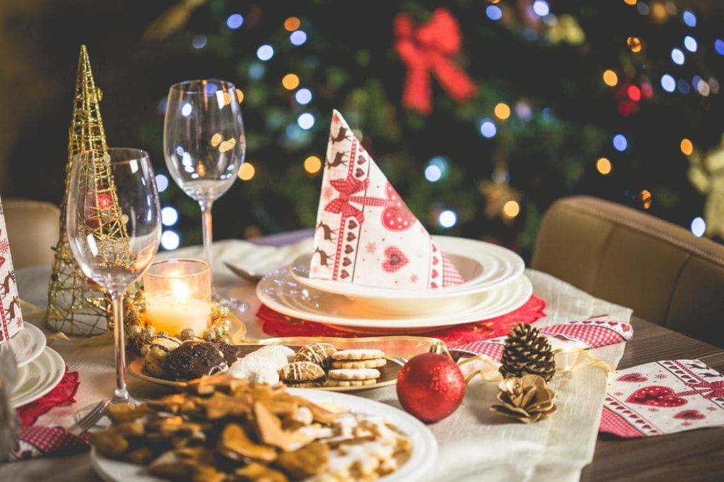 how to prevent weight gain at christmas