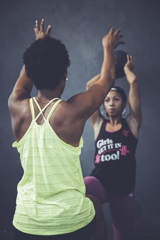Why Women Need To Do Strength Training To Tone Up & Lose Fat