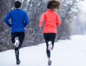The Snow Wont Stop Me From Running…