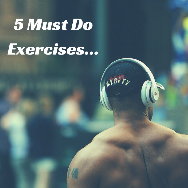 5 Exercises Very Few People Do But Are Absolutely Key To Physique Development...