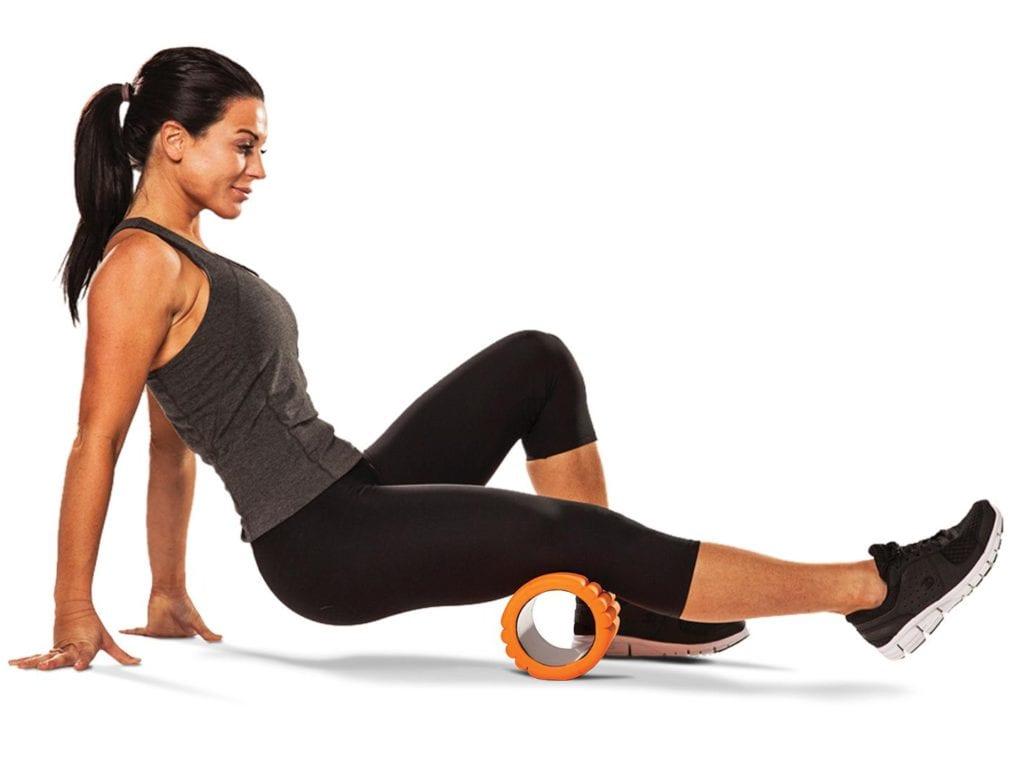 foam rolling for muscle soreness