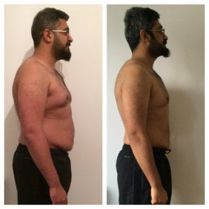LEP Fitness personal trainer in sheffield results