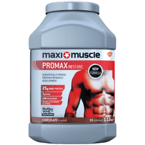Promax by Maximuscle