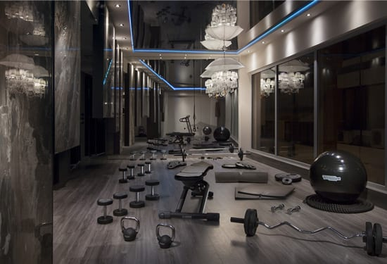 set up your own personal training studio