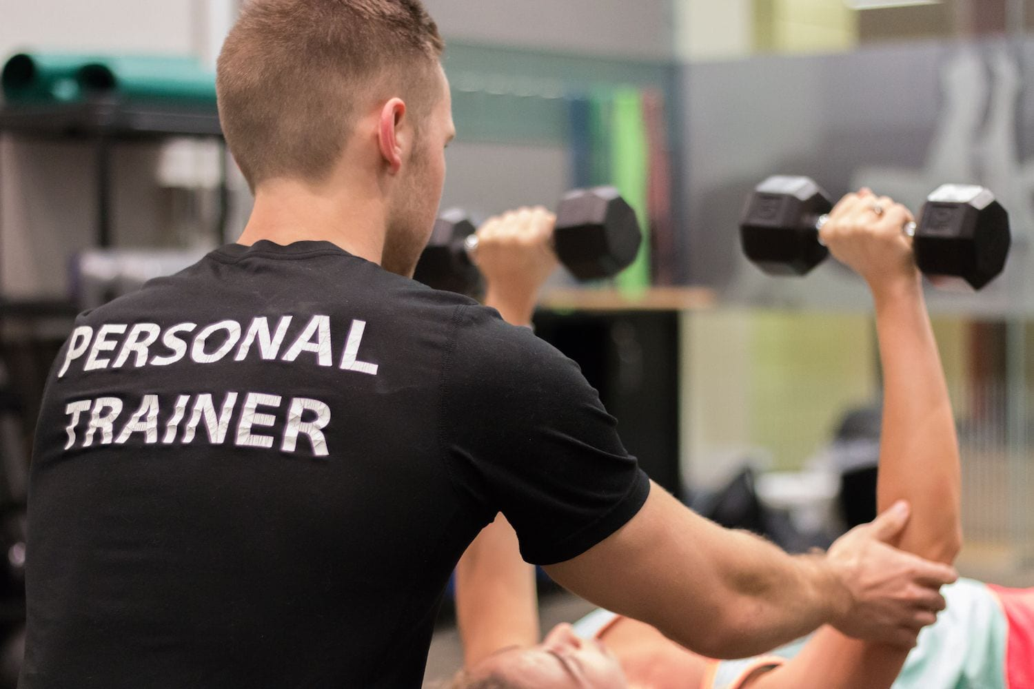 personal training trainer fitness session trainers