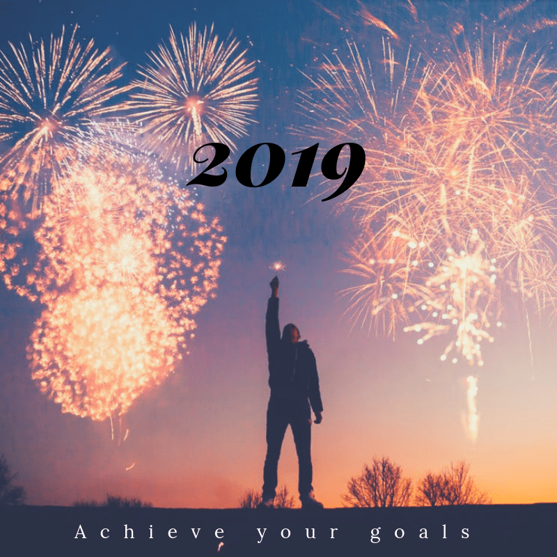 Achieve Your Health & Fitness Goals in 2019