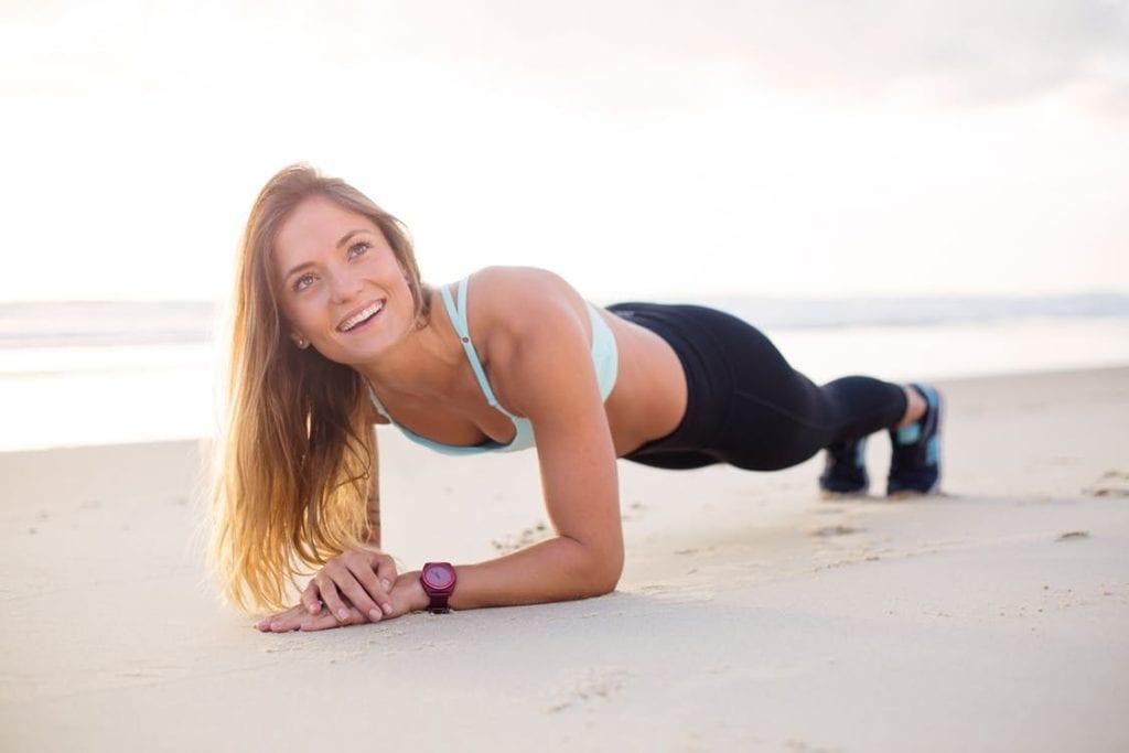 ab training for women