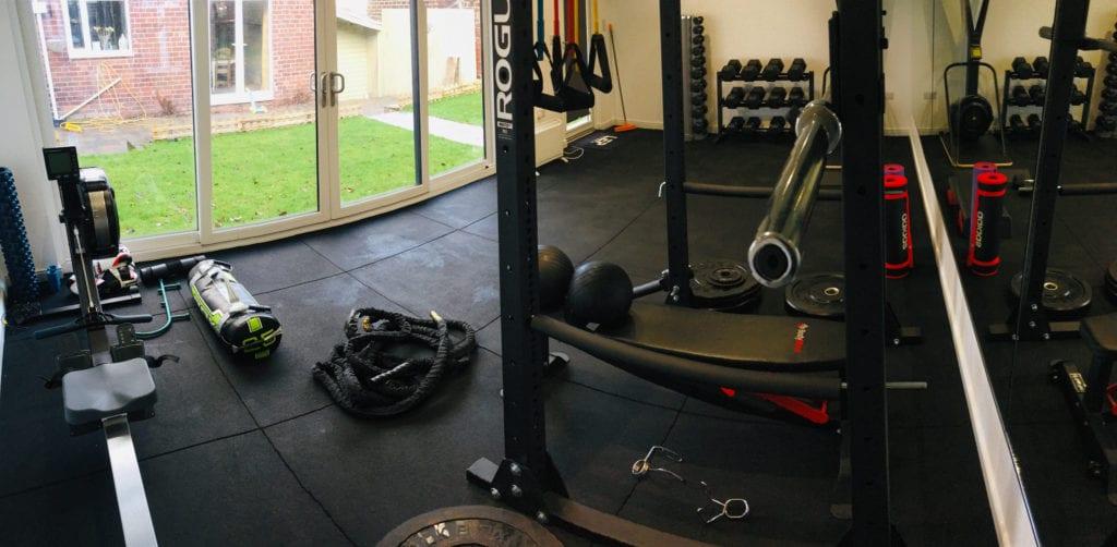 personal training studio sheffield