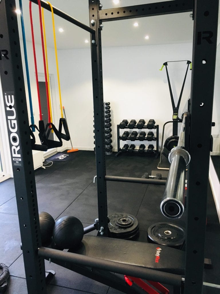 LEP Fitness personal training studio located in Sheffield, UK.