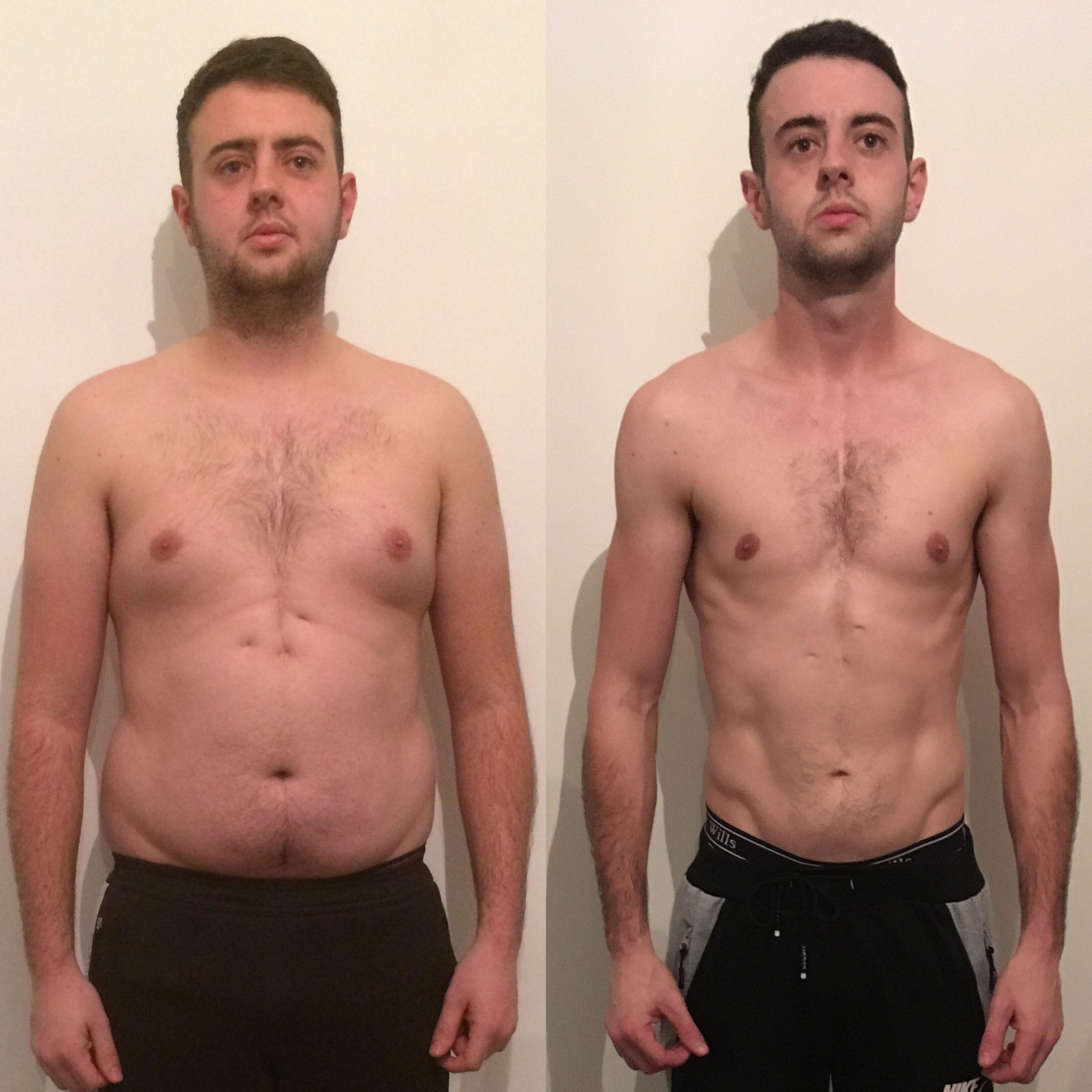 Elliott loses 4 stone with Sheffield personal trainer LEP Fitness
