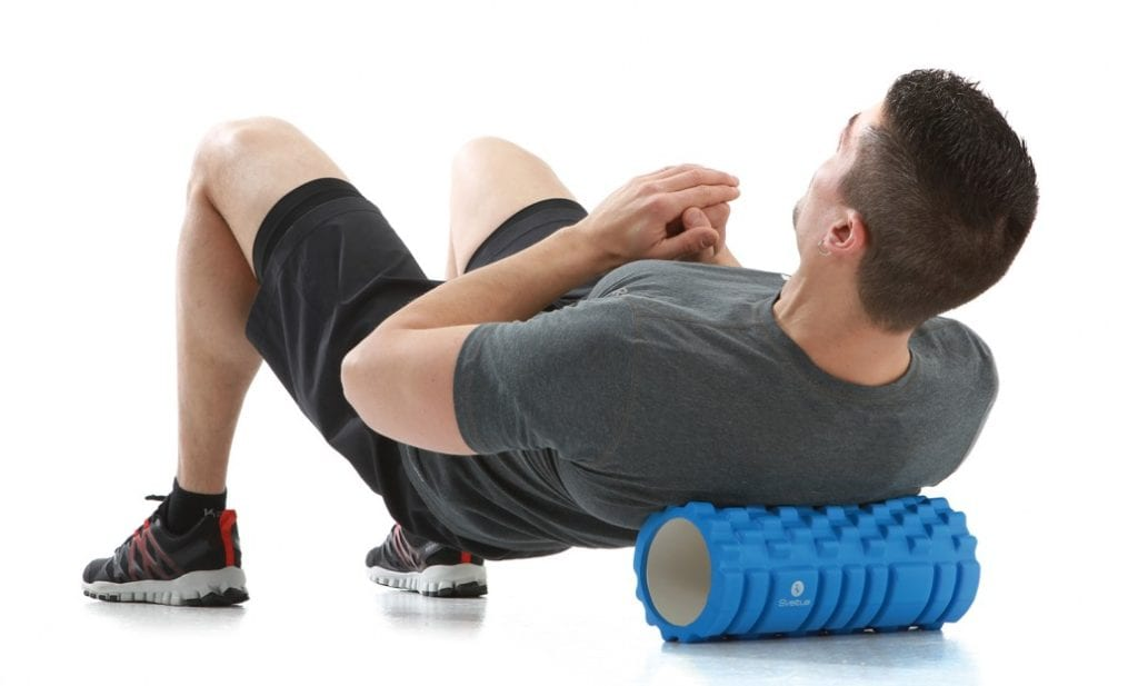 Take Care Of Your Joints & Muscles with foam rolling