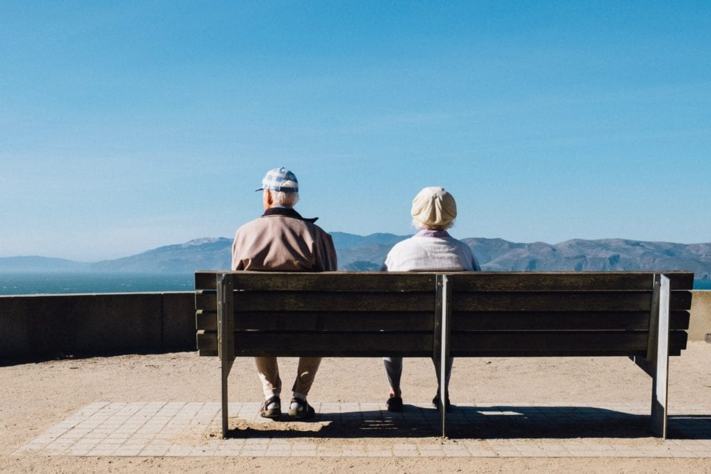How to keep healthy, mobile and strong in old age…