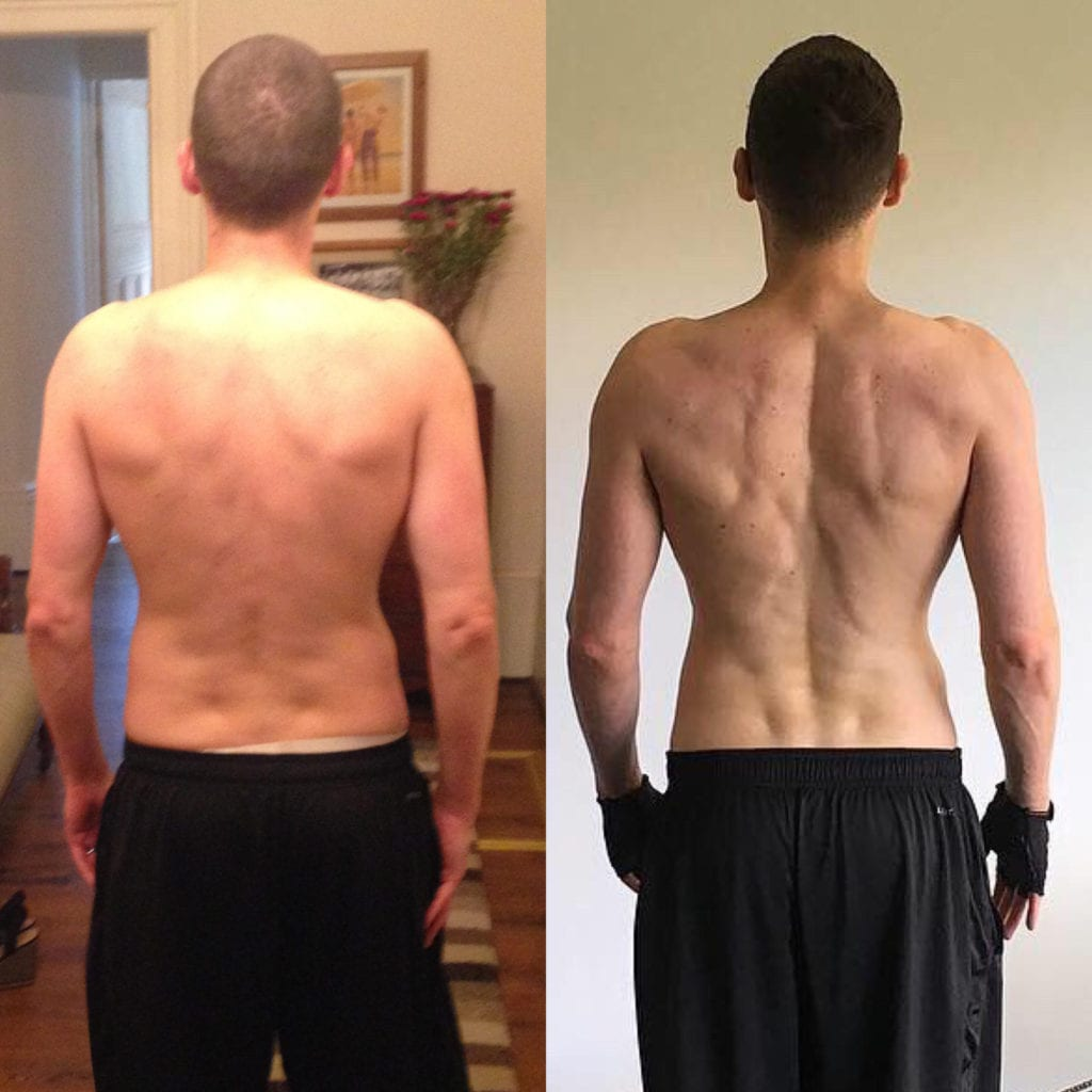 Awesome Muscle Building Results From LEP Fitness member Graham