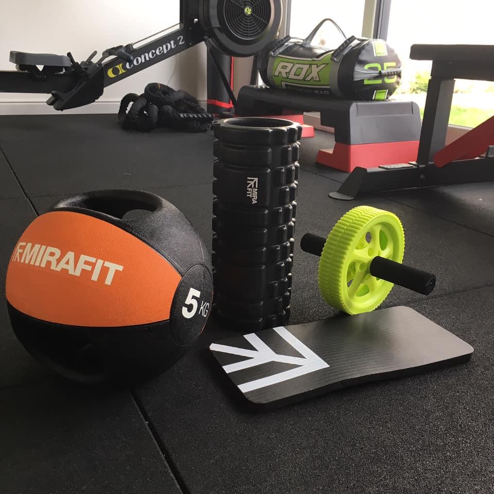 Mirafit - home personal training studio